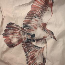De 4 krager malet TIPI Autentisk