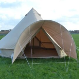Canopy Shelter læ sejl